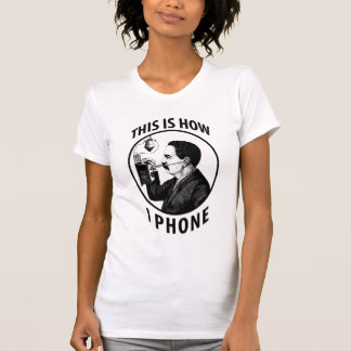This Is How I  Phone Tshirt