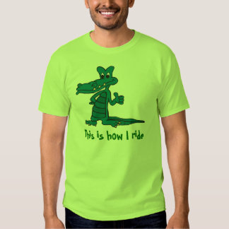 This is how I ride Shirt