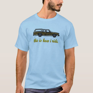 This is How I Ride T-Shirt