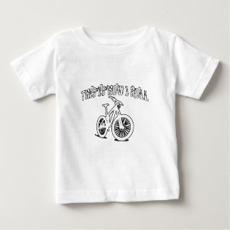 This Is How I Roll Bicycle Funny Biker Gift Baby T-Shirt