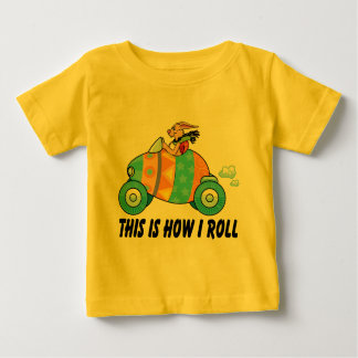 This Is How I Roll Easter Bunny T Shirt