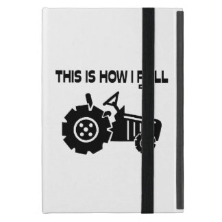 This Is How I Roll Farming Tractor Case For iPad Mini