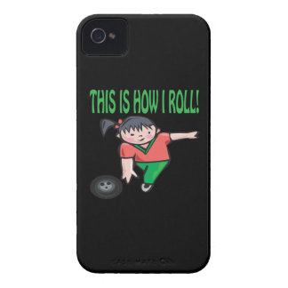 This Is How I Roll iPhone 4 Case