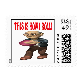 This Is How I Roll Postage