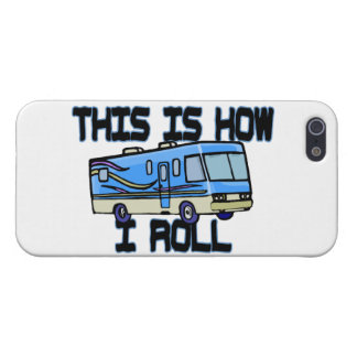 This Is How I Roll RV Cover For iPhone SE/5/5s