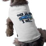 This Is How I Roll RV Doggie Tshirt