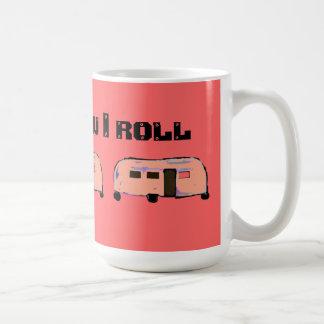This is How I Roll RV Mobile Home Coffee Mug