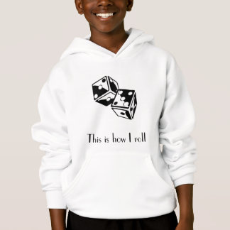 """""""This is how I roll"""" Sweater"""