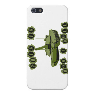 This Is How I Roll Tank iPhone SE/5/5s Cover
