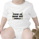 This Is How We Roll Baby Bodysuit