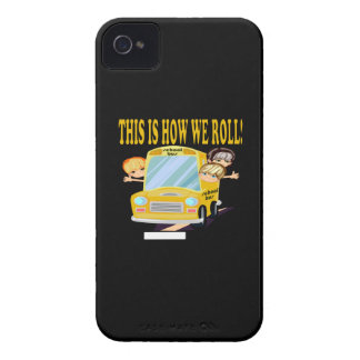 This Is How We Roll iPhone 4 Cover