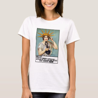 This Is Liberty Speaking T-Shirt