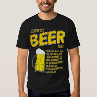 This Is My Beer Shirt