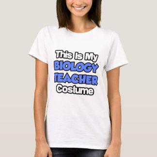 This Is My Biology Teacher Costume T-Shirt