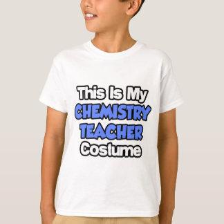 This Is My Chemistry Teacher Costume T-Shirt
