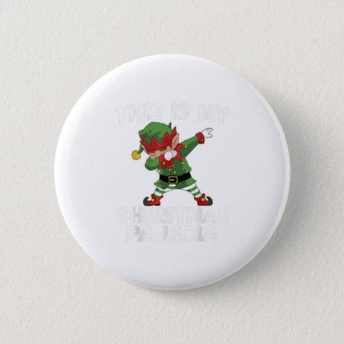 This Is My Christmas Pajama shirt Elf Ca Button