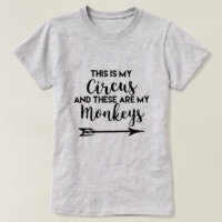 This is My Circus Women's T-Shirt