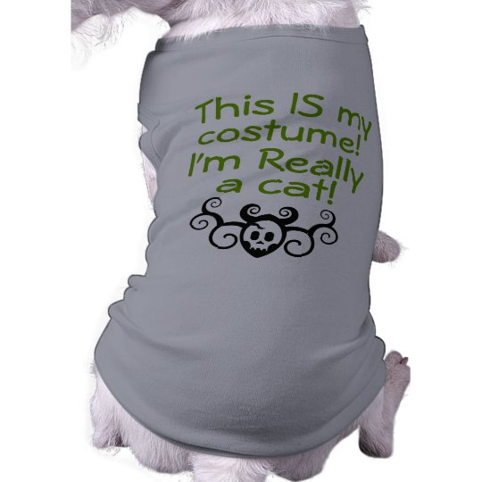 This IS my costume! Dog Shirt