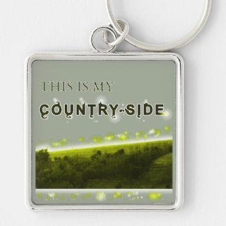 This is my country-side keychain