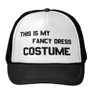 This is My Fancy Dress Costume Trucker Hat