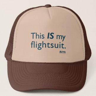 This IS my flightsuit! Trucker Hat