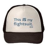 This IS my flightsuit! Trucker Hats