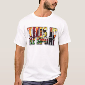 this is my game more poker T-Shirt
