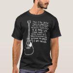 This Is My Guitar T-Shirt