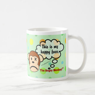This is my happy face coffee mug