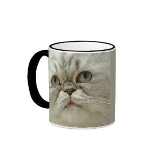 This is My Happy Face! Ringer Coffee Mug