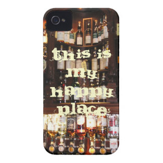 This is my Happy Place Case-Mate iPhone 4 Case