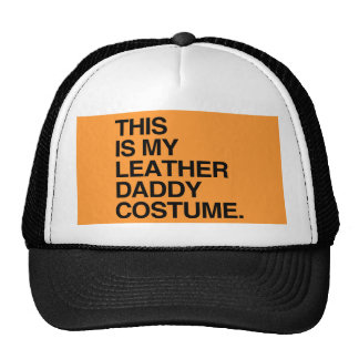 THIS IS MY LEATHER DADDY COSTUME.png Mesh Hat