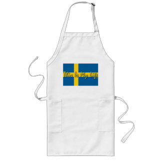 This Is My Life Long Apron