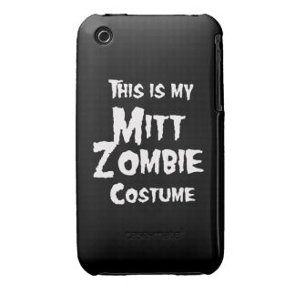 THIS IS MY MITT ZOMBIE COSTUME iPhone 3 Case-Mate CASE