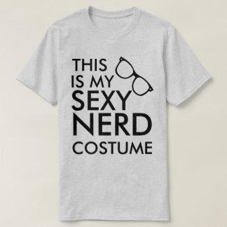 This is my nerd costume T-Shirt