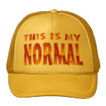 This Is My Normal Trucker Hat