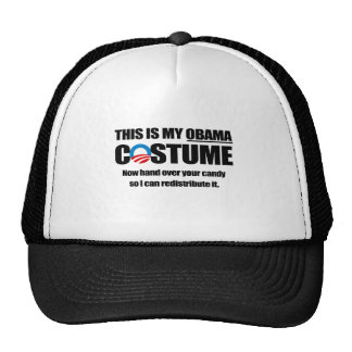 This is my Obama Costume Mesh Hat
