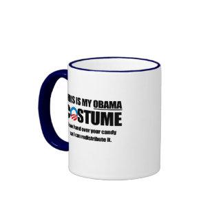 This is my Obama Costume Mug