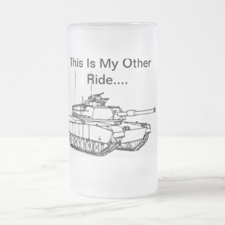 This is my other ride M1A1 Mug