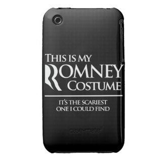 THIS IS MY ROMNEY COSTUME iPhone 3 Case-Mate CASE