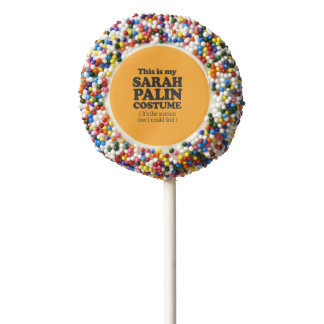 THIS IS MY SARAH PALIN COSTUME - Halloween -.png Chocolate Dipped Oreo Pop