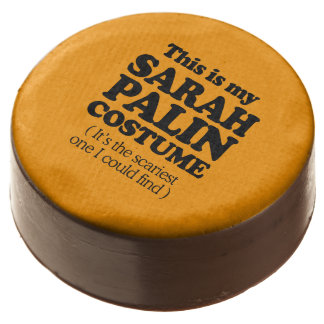 THIS IS MY SARAH PALIN COSTUME - Halloween -.png Chocolate Dipped Oreo