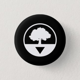 This Is My South Black Button