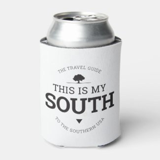 This Is My South Can Cooler