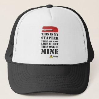 This is My Stapler by GeekZone Trucker Hat