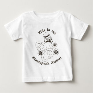 This IS my Steampunk Attire Infant T-shirt