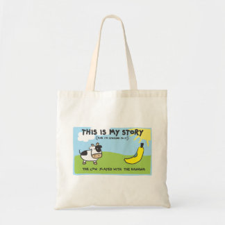 THIS IS MY STORY TOTE BAG