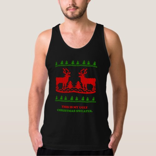 This is my ugly Christmas Sweater After Christmas Sales 2539