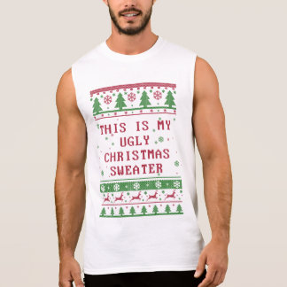 This Is My Ugly Christmas Sweater