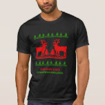 This is my ugly Christmas Sweater Tee Shirts